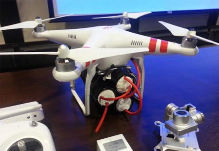Dron Comercial