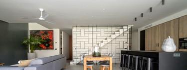 Una casa familiar moderna y acogedora en Mallorca que mezcla tendencias con soluciones atrevidas