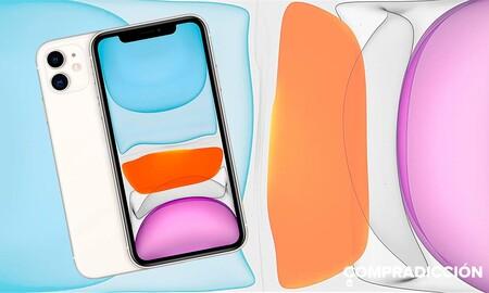 TecnoFactory Te Habla tiene el iPhone 11 de 64 GB 140 euros más barato de lo que cuesta oficialmente. Puede ser tuyo por sólo 549 euros