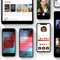 Apple lanza la tercera beta pública de iOS 12 y tvOS 12