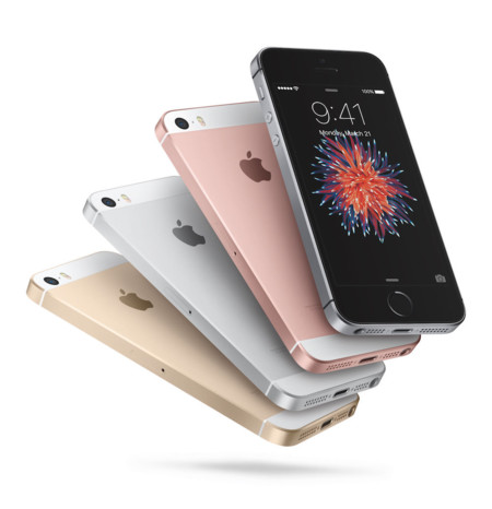 El iPhone SE llegará a España a principios de abril por 489 euros