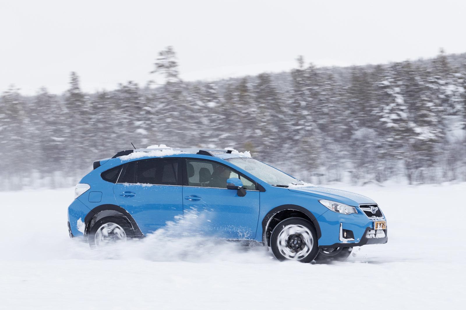 Foto de Subaru Snow Drive 2016 (131/137)