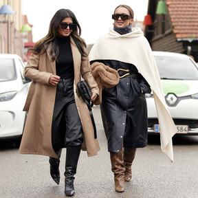 Los abrigos con más estilo para este invierno (y los que vendrán) están rebajados en los 8 días de Oro de El Corte Inglés