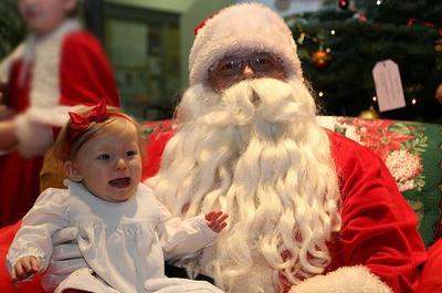 Miedo a Papá Noel y los Reyes Magos