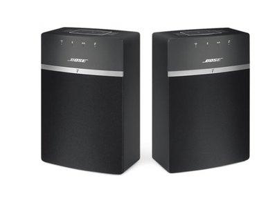 Mediamarkt multiplica por dos la calidad de los Bose SoundTouch 10 y te la deja en 340 euros