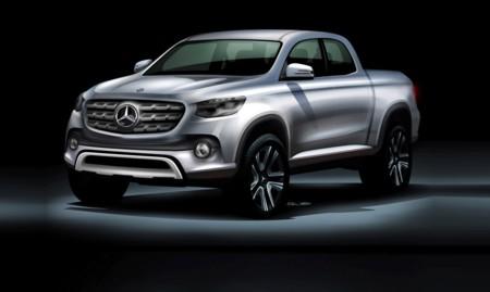 La pick-up de Mercedes-Benz está cerca, aunque no ofrecerá versiones AMG