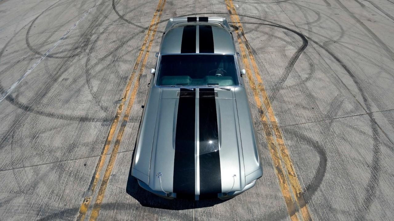 "Foto de Ford Shelby GT500 ""Eleanor"" subasta (3/21)"