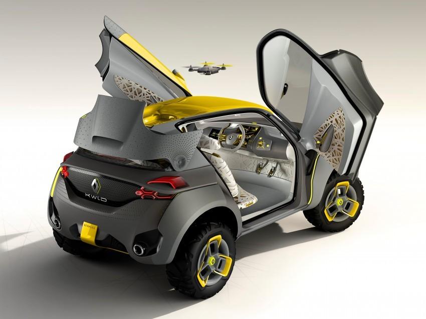 Foto de Renault KWID (7/11)
