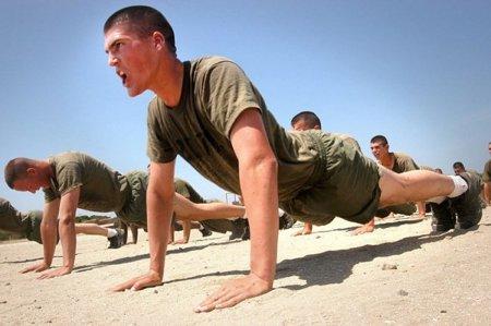 Apúntante al reto: Hacer 100 flexiones seguidas en 6 semanas (I)