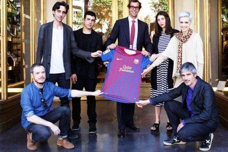 Deporte y moda de la mano, cinco diseñadores crean la nueva camiseta del Barça