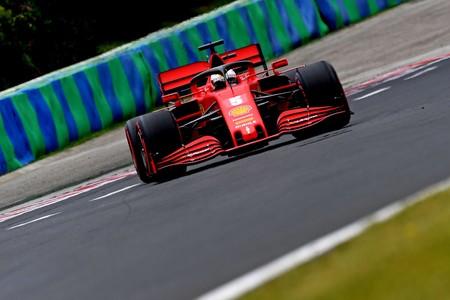 Vettel Hungria F1 2020