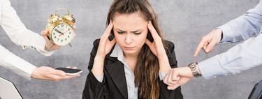 Pérdida del periodo, bruxismo... Las consecuencias que puede tener un episodio fuerte de estrés