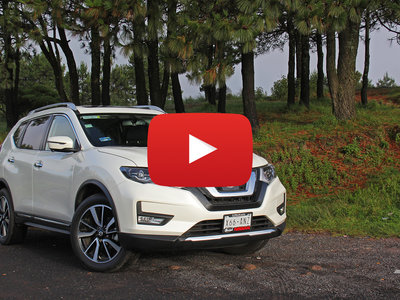 Nissan X-Trail 2018, videoprueba: Ya comenzó a tomar un mejor rumbo, pero aún tiene camino por mejorar