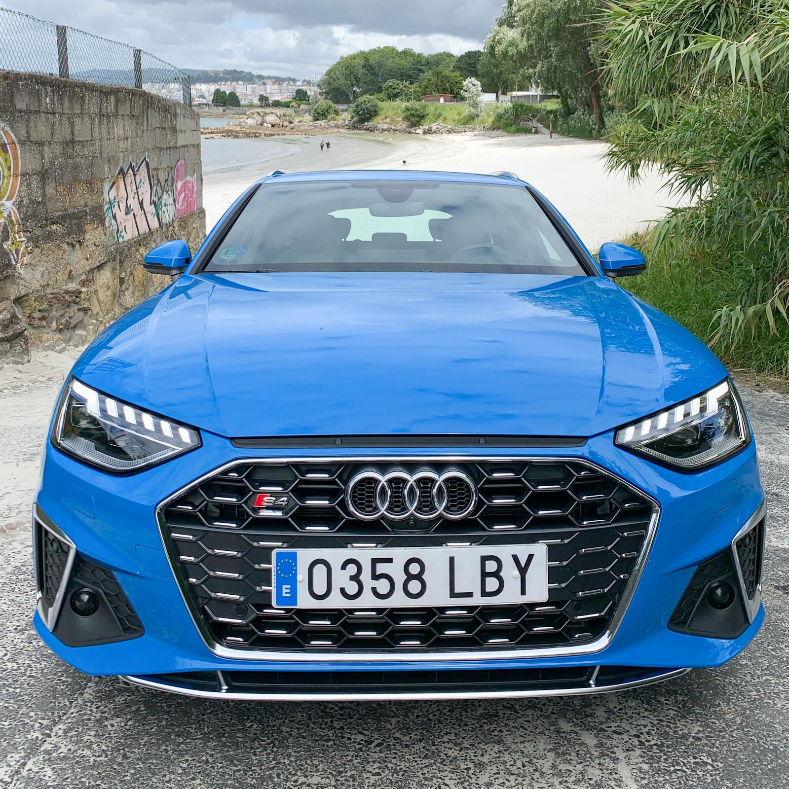 Foto de Audi S4 Avant 2020 (prueba) (22/26)