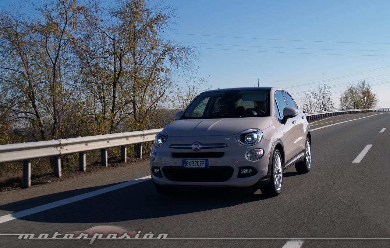 FIAT 500X (toma de contacto)