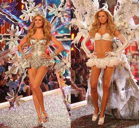 Los ángeles de Victoria's Secret 2007