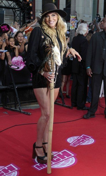 MuchMusic Video Awards 2010: Kesha