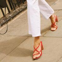 Estas son las sandalias que enamorarían a la mismísima Carrie Bradshaw (y que invaden el street style)