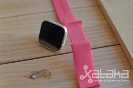 Sony Smartwatch diseño