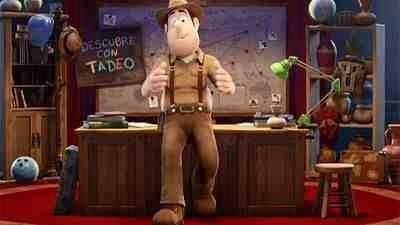 Ya se puede ver a Tadeo en Telecinco explicando ciencia a los niños