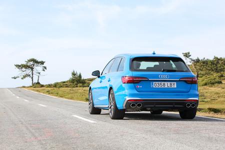 Audi S4 Avant Prueba 12