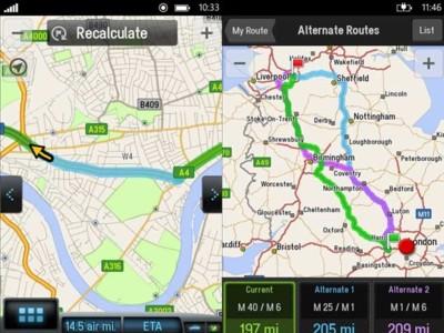 CoPilot GPS llega a Windows Phone 8