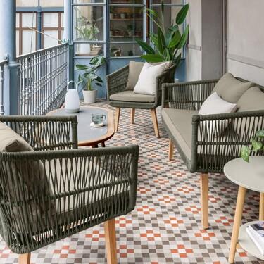 For City Lovers: así es la propuesta de Kave Home para acondicionar balcones y terrazas, (por pequeñas que sean)
