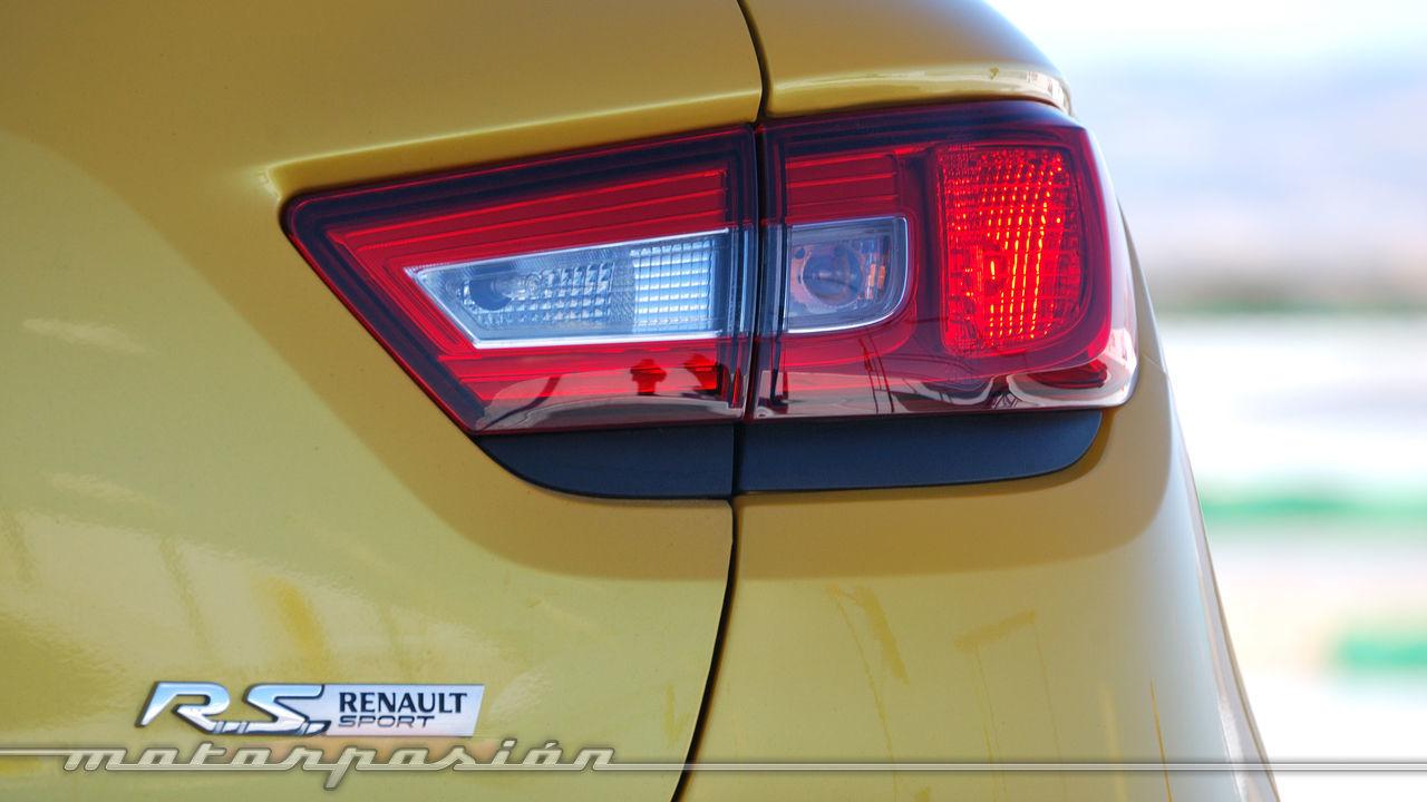 Foto de Renault Clio RS 200 EDC (presentación) (13/49)