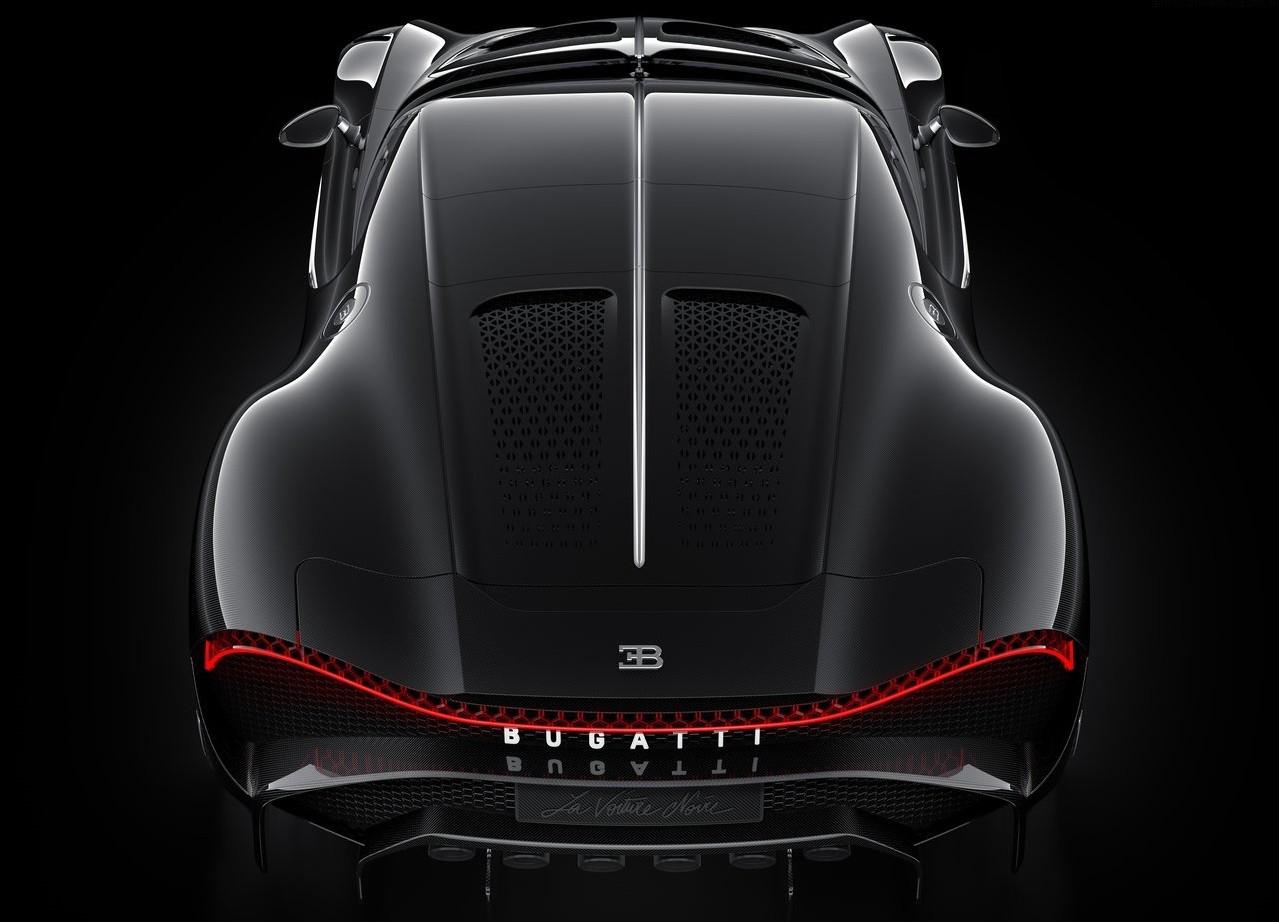 Foto de Bugatti La Voiture Noire (3/28)