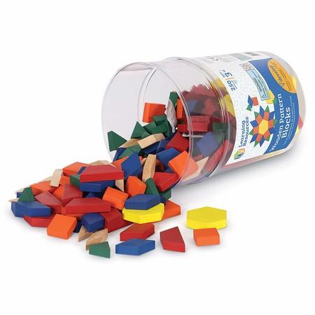 bloques geométricos matematicas