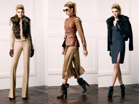 Rachel Zoe Pre-Fall 2012: ¿una estilista diseña? ¿o hace estilismos?