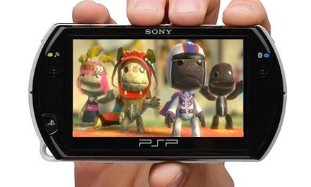 'Little Big Planet' y 'Gran Turismo' funcionando en PSP Go