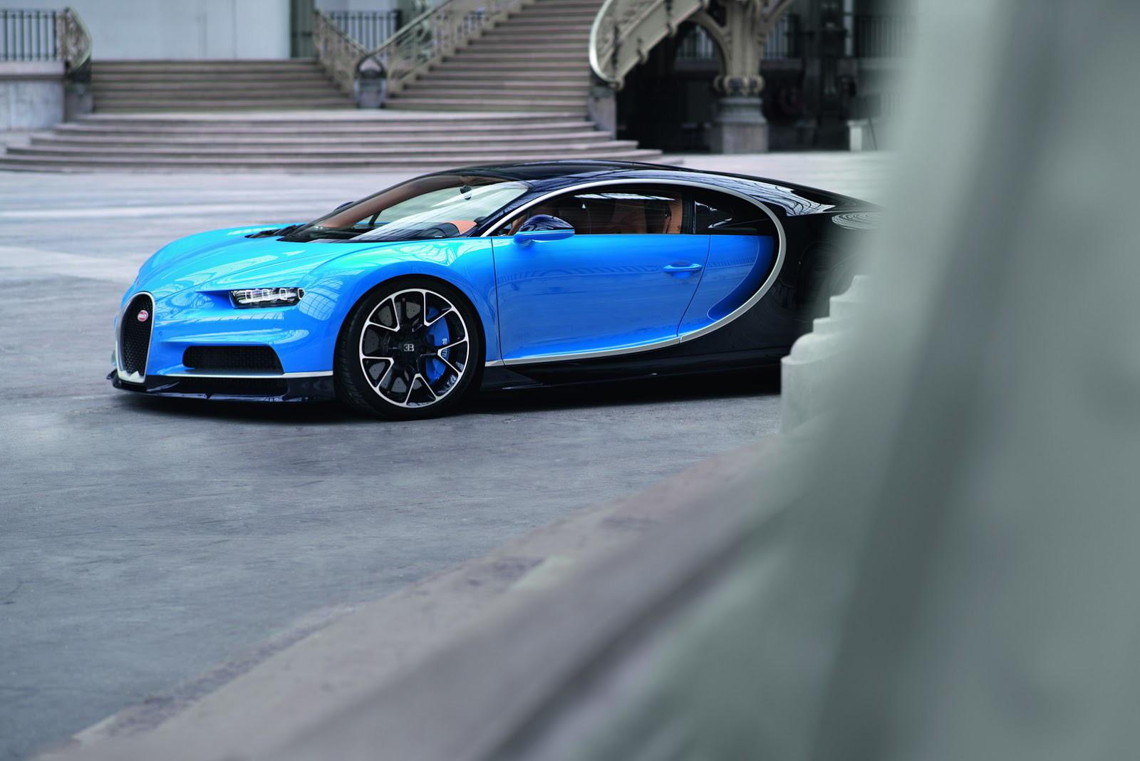 Foto de Bugatti Chiron (59/60)