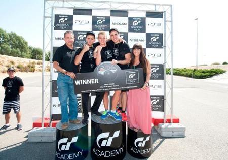 GT Academy 2013 ya tiene finalistas españoles