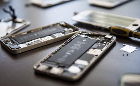 Smartphones abiertos