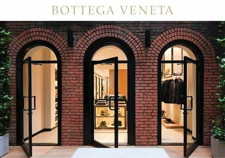 La primera tienda para hombres de Bottega Veneta en la ciudad de Nueva York