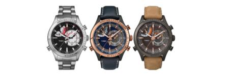 Con el nuevo reloj de Timex nunca más tendrás que preocuparte por ajustar la hora
