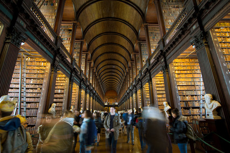 Trinity College Flickr Hernan Pinera