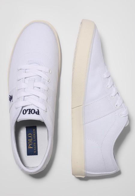 Zapatillas Polo Ralph Lauren rebajadas un 40%, ahora por 38,95 euros en Zalando
