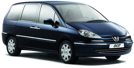 Peugeot 807, actualizado, pero no se lo digáis a nadie