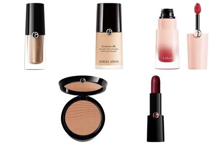 Maquillaje Armani Aura