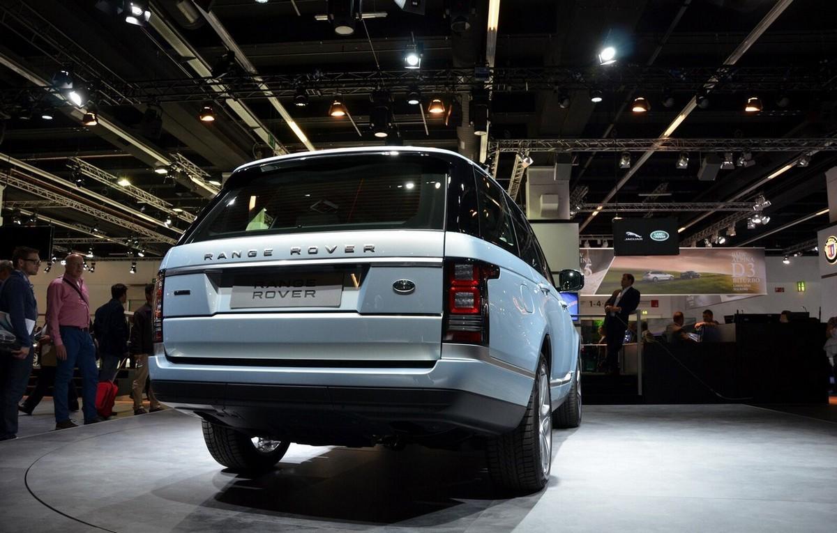 Foto de Range Rover Hybrid (3/9)