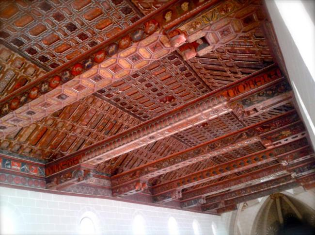 Techo Catedral Mudéjar Teruel