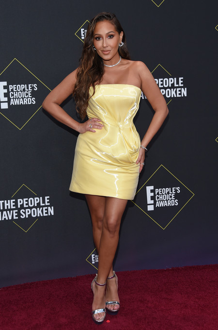 Adrienne Houghton Peoples Choice Awards 2019