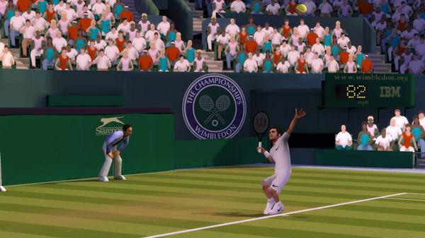 Foto de Grand Slam Tennis (8/10)
