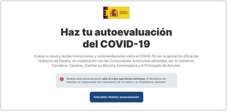 Espana Asistencia Covid19 Gob Es Google Chrome