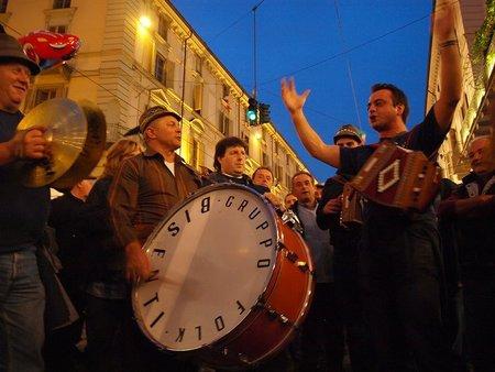 Fiesta en Turín: 84 Asamblea Nacional de los Alpinos