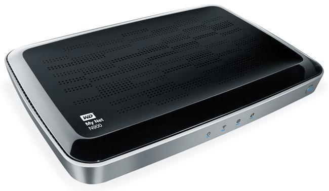 WD Mynet 900 a prueba