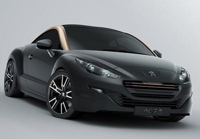 Peugeot RCZ R listo para Goodwood