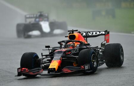 Verstappen Belgica F1 2021 2